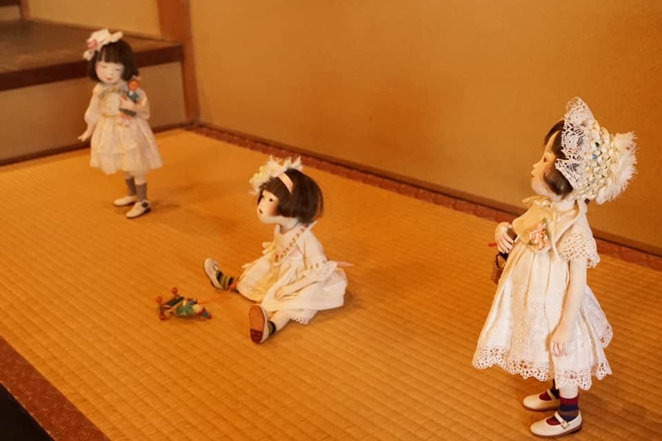 水澄美恵子創作人形展
