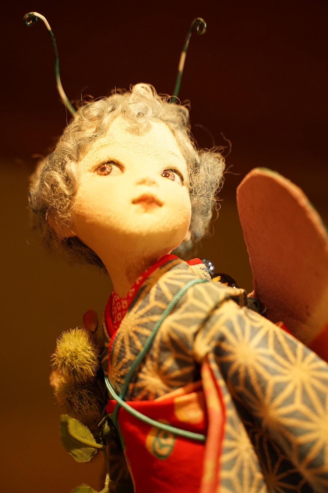 水澄美恵子人形展